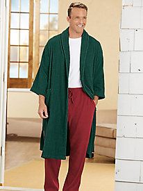 Comfort Casual Terry Robe