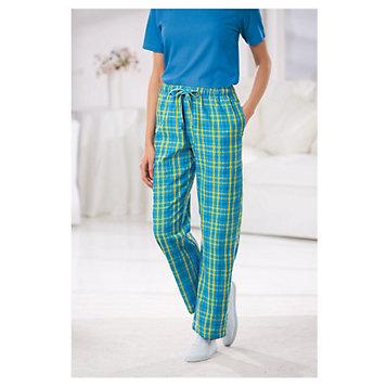 Haband Women S Seersucker Pants With Drawstring