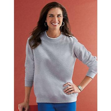 9ddd699bcc6 Comfort Corner Color-Riffic Fleece Sweatshirt. Item Number  B3V