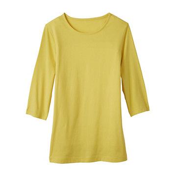 3351ae25166 Essential Tees: 3/4-Sleeve. Item Number: B3W
