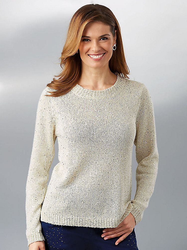 Haband Shimmer Sweater