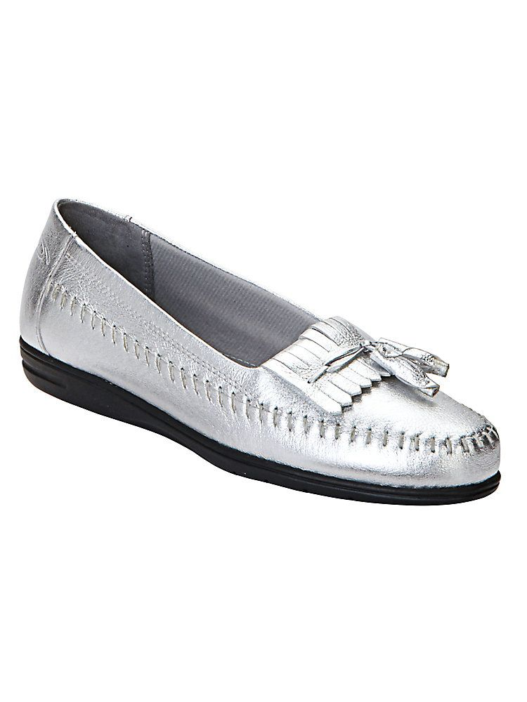 41655d9e061 Women s Dr. Scholl s® Leather Kiltie Tassel Loafers. Hover over image to  zoom. Click for full image.