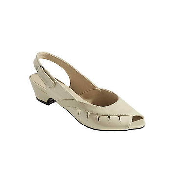 2f024d21ece2d Comfort Well® by Beacon® Slingback Dress Sandals. Item Number  E5Y