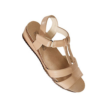 b98d52ad2c2fe Comfort-Well® by Beacon® T-Strap Sandals. Item Number  E7B