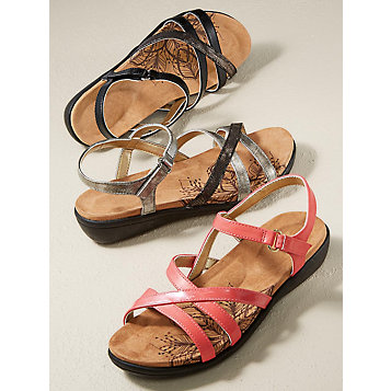 59e053f8f42c Soft Style® by Hush Puppies® Paityn Strappy Sandal. Item Number  F6P