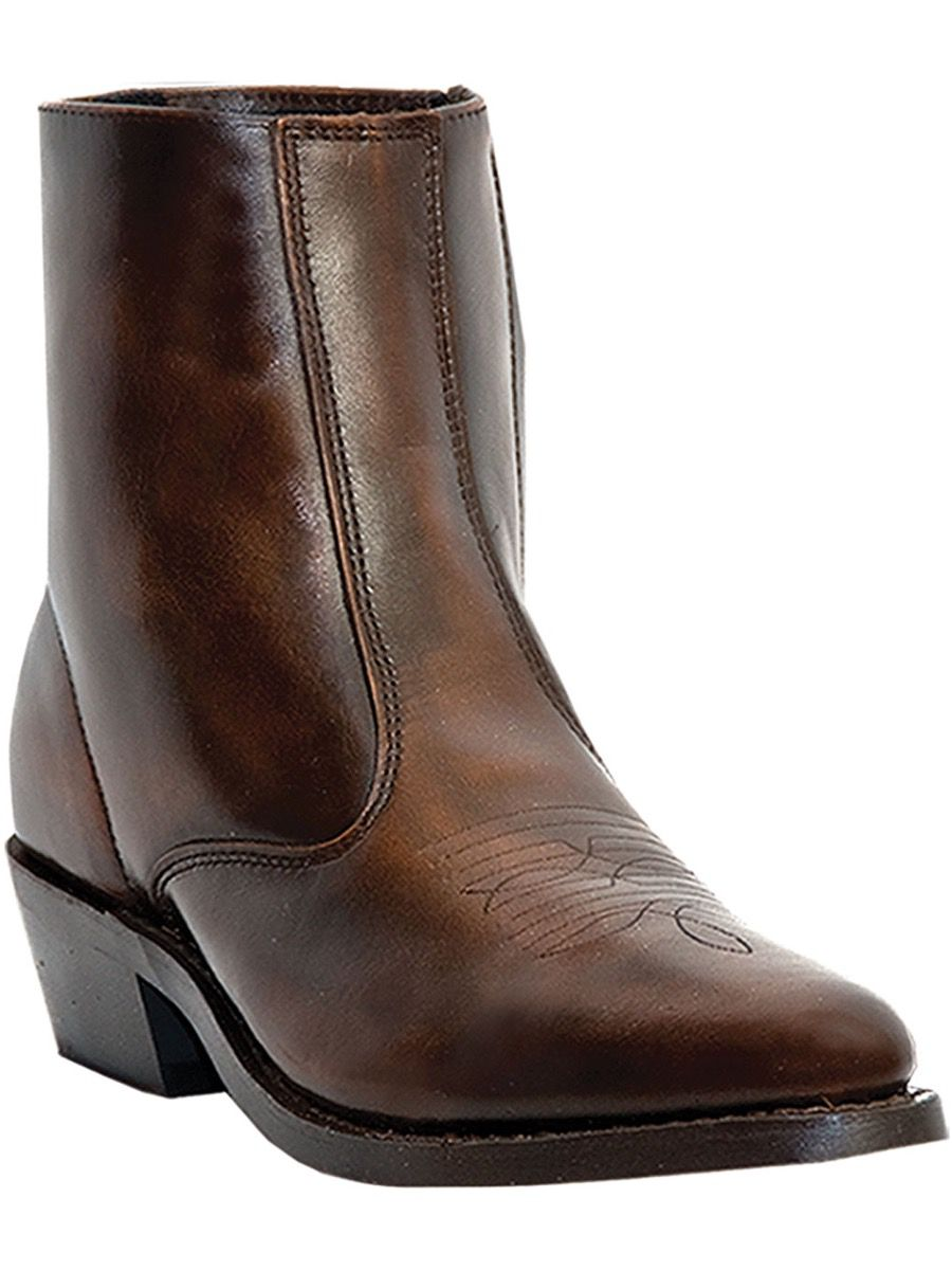 comfortable feel new release well known Laredo Men's Long Haul Leather Cowboy Boot