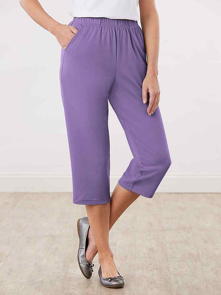 c62f2e596 Haband - Everyday Knit Capris