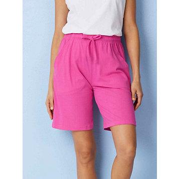 b9f3179db1c4 Haband - American Sweetheart® Cotton Knit Shorts