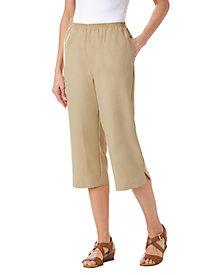 ed44ed9d73b Haband Ladies Longer Length Shorts   Culottes