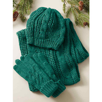 03d360be59f Haband - Cable Knit Hat