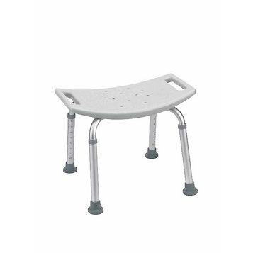 Strange Deluxe Aluminum Bath Bench Without Back Spiritservingveterans Wood Chair Design Ideas Spiritservingveteransorg