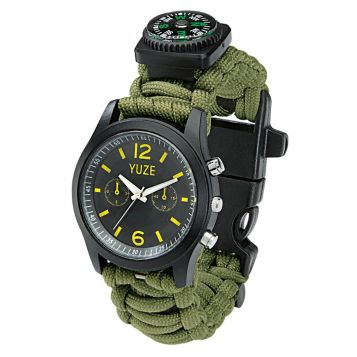 Image result for paracord watch