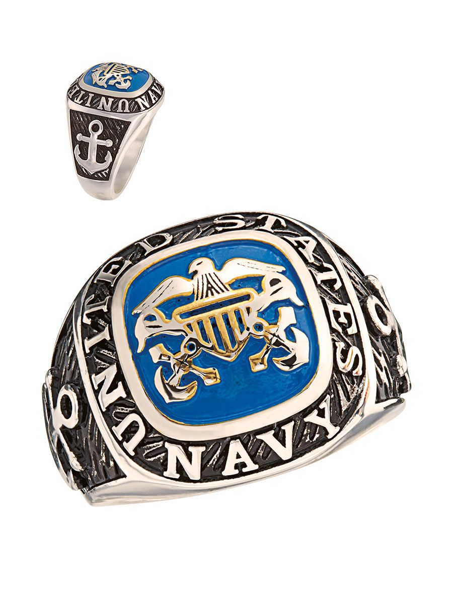 haband u s armed forces serviceman rings