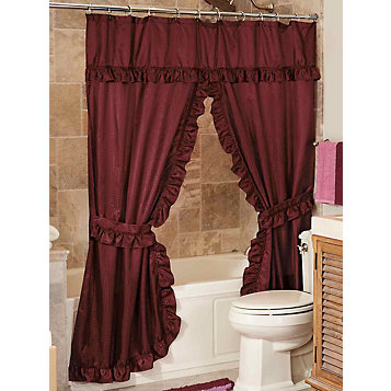 Swag Shower Curtain Liner Item Number Y8C