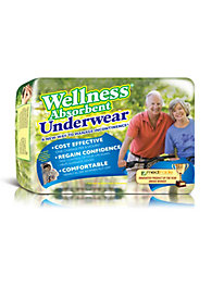 Wellness Pull-on Underwear (case)