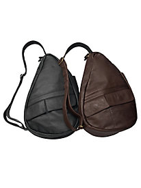 The Healthy Back Bag - Leather