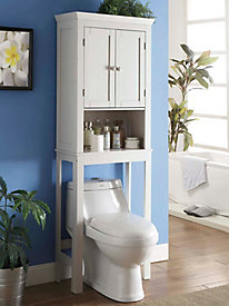 Cottage Cupboard - Over the Toilet