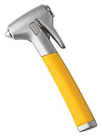Emergency Hammer with LED Flashlight