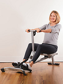 Stamina In Motion Folding Rower