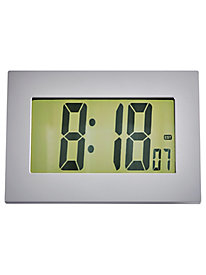 Super Large Atomic Number LCD Alarm Clock by Gold Violin