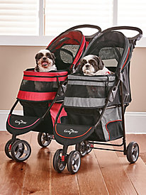 Regal Pet Stroller with Smart Comfort Pad