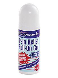 Moisturizing Glucosamine Brand Pain Relief Gel by Gold Violin