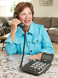 Speakeasy Telephone with Answering Machine