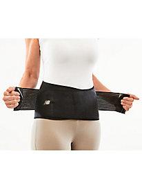 New Balance Adjustable Back Support