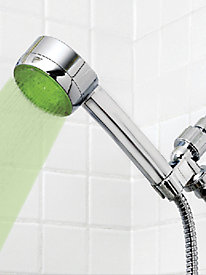Healthsmart® Temperature Sensitive Shower Head