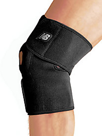 New Balance Adjustable Open Knee Support by Gold Violin