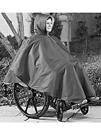Wheelchair Summer Poncho by Gold Violin