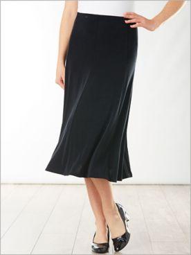 Signature Knits® Gored Skirt