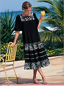 Tropic Float Dress