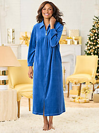 Tassel Velour Robe