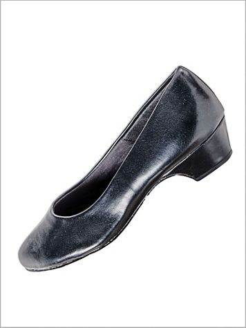 Angels Low-heel Wide Width Pumps by Soft Style® - Image 1 of 6