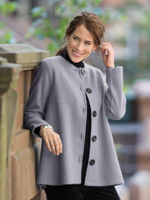 Boiled Wool Jackets
