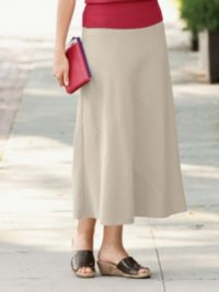 Tencel Twill Skirt