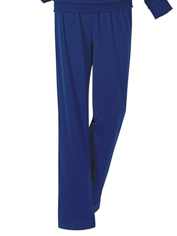 French Terry Pull-on Pants by D&D Lifestyle™ - Image 0 of 1