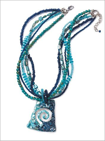 Work Of Art Necklace - Image 1 of 4