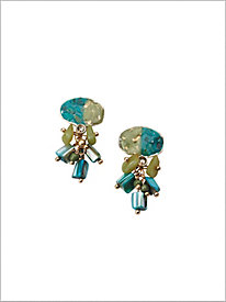 Work of Art Pierced Earrings