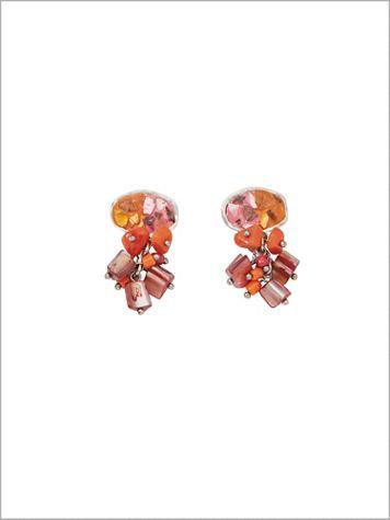 Work of Art Pierced Earrings - Image 1 of 1