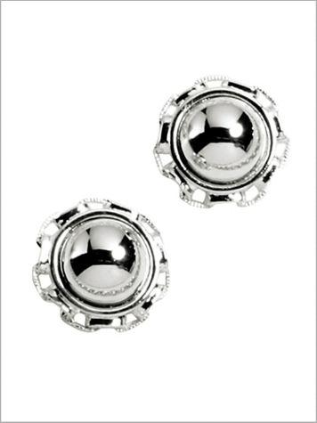 Status Chains Clip Earrings