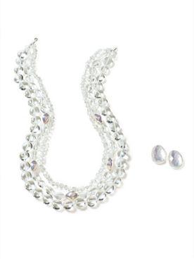 Multi Row Quartz Jewelry