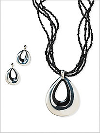 Epoxy Teardrop Jewelry