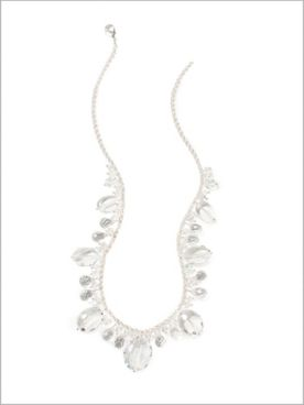 Crystal Clear Necklace