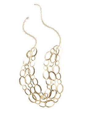 Mesmerizing Metal Necklace