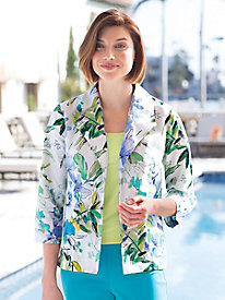 Women's 3 Sisters Nadine Floral Jacket