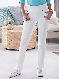 Women's Stretch-tastic Pull-On Jeans