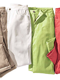 Women's Stretch-tastic Colored Jeans