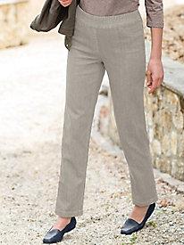 Women's SlimSation Straight-Leg Jeans